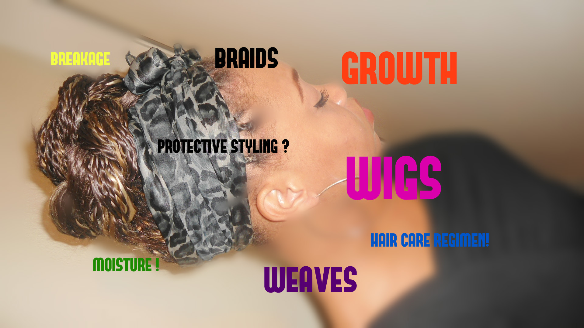 Protective Styling Weaves Wigs Braidsgrowth More Euniycemarii
